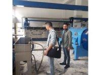 Aydın'da zeytinyağı işletmeleri denetleniyor