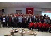 Akkışla Gençlikspor'dan sezon açılış ven tanıtım toplantısı