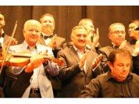 Develi'de Türk Sanat Müziği Gecesi