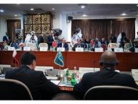 Bakan Çavuşoğlu, İslam İşbirliği Teşkilatı Dışişleri Bakanları Konseyi Olağanüstü Toplantısı'na katıldı
