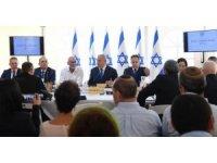 İsrail kabinesi işgal altındaki Ürdün Vadisi'nde toplandı