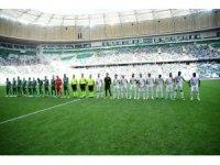 TFF 1. Lig: Bursaspor: 3 - Osmanlıspor: 1