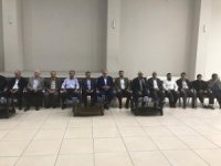 Vali Bimez ve milletvekillerinden taziye ziyareti