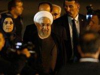 Ankara'daki kritik toplantı! İlk gelen lider İran Cumhurbaşkanı 'Ruhani' oldu