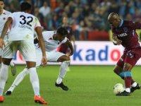Trabzonspor 1 puanla yetindi!