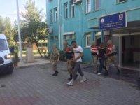 Diyarbakır'da GSM şebeke hırsızları suçüstü yakalandı