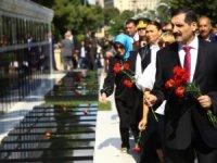 Bakü'nün kurtuluşunun 101. yıl dönümü...