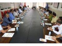 Büyükşehir Belediyesi İştirakler Dairesi Besi, OSB'ye yönelik hizmetin startını verdi