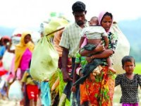 Myanmar'da Arakanlı müslümanlara soykırım! Birleşmiş Milletler'den geç gelen açıklama: Arakam