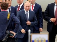 Rusya Lideri Putin Çankaya'da!