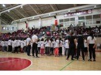 Temel Spor Eğitimi için açılış töreni düzenlendi