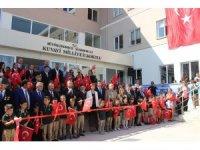 Vali Yerlikaya, Kuvayı Milliye İlkokulu'nun açılışını yaptı