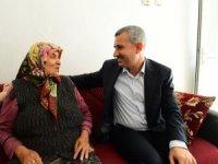 Başkan Çınar, Baştacı projesini yerinde inceledi
