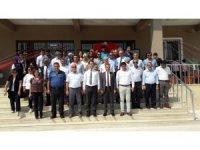 Erzin'de 24 derslikli yeni ortaokul hizmete girdi