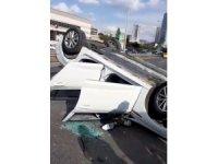 Maltepe'de feci kaza: Biri çocuk 3 yaralı