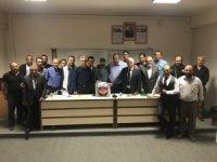 Kayseri OSB Teknik Koleji Gençlik ve Spor Kulübü'nde genel kurul