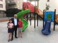 Gebze'nin mahallelerine yeni parklar yapılıyor