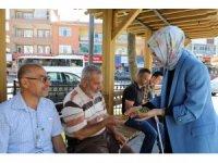 Ayık'tan Ankaragücü'ne destek