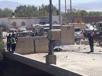 Afganistan'da seçim mitinginde bombalı saldırı:24 ölü