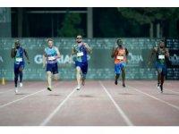 Gloria Cup Atletizm'de şampiyonlar yarıştı