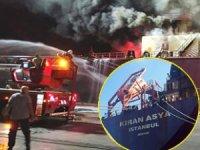 İskenderun'da 'Kıran Asya' isimli kargo gemisinde çıkan yangını PKK üstlendi