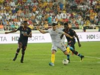 Adis Jahovic'ten 8 maçta 6 gol