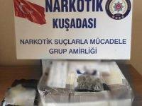 Yurtdışından kargo ile uyuşturucu sevkiyatına polis operasyonu