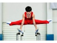 Alper Kaan Karakaya'dan jimnastikte ikincilik