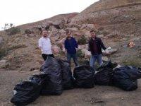 CİSAD üyelerinden çevre temizliği