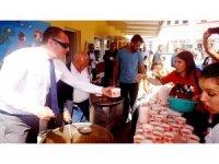 Sarıgöl'de İlköğretim Haftası törenle kutlandı