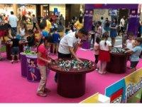 Samsunlu çocuklar, LEGO'nun renkli dünyasında buluştu
