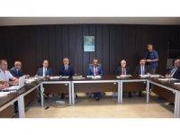 Üniversite Güvenliği Koordinasyon Toplantısı