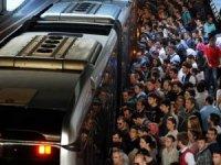 Metrobüste şoförle yolcu arasında 'klima' tartışması!