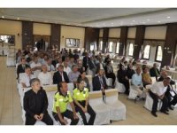 """Safranbolu'da """"okul güvenliği"""" toplantısı"""