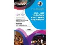 Kartal Belediyesi İşitme Engelliler ve Kadınlar Orkestrası'nın yeni dönem kayıtları başladı