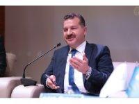 """Başkan Yılmaz : """"Kendime Eskişehir'i örnek alıyorum"""""""