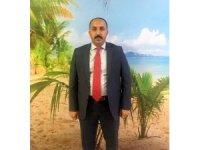 Bayburt Özel İdare Spor'un yeni başkanı Şemsettin Çalışkan