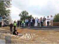 Isparta,  YALTSO binasının temeli atıldı