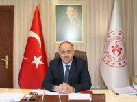 """Kasapoğlu: """"Samsun'da herkesin spor yapmasını hedefliyoruz"""""""