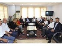 CHP heyeti Adıyaman'da yol haritası belirliyor