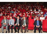 Isparta'da öğrencilere 'Toplumsal Birliktelik ve Hareketliliğin Faydaları' konferans