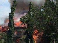 Liberya'da okulda yangın faciası: 30 çocuk öldü!