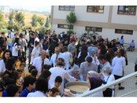 Malatya Final Okullarında Aşure Günü etkinliği