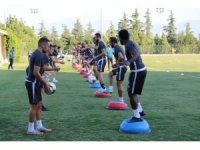 Denizlispor, Kayserispor maçı hazırlıklarını sürdürüyor