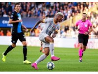 UEFA Şampiyonlar Ligi: Club Brugge: 0 - Galatasaray: 0 (İlk yarı)