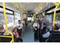 Toplu taşımada engellilere uyumluluk arttırılacak