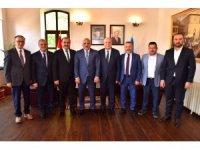 Başkan Pekmezci'den Trabzon ve Rize'ye ziyaret