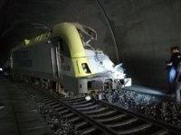 Bilecik'te tren kazası:2 makinist hayatını kaybetti