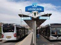 İBB açıkladı: Uzunçayır metrobüs durağındaki mescit kapatılmadı