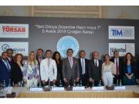 İstanbul Ekonomi Zirvesi 1 milyar dolar iş hacmi hedefliyor